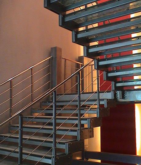 钢木楼梯厂家论说安装流程